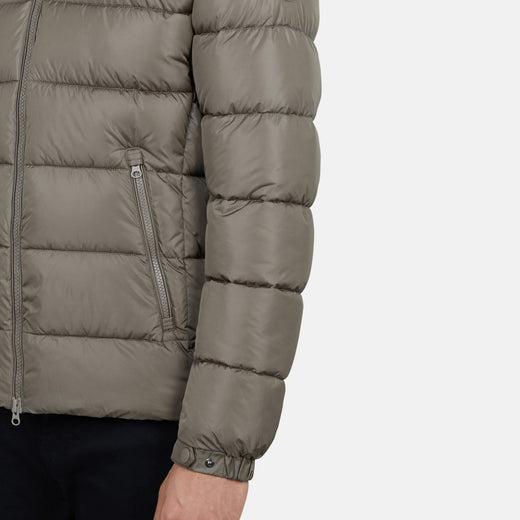 Men's MEGA Hooded Puffer Jacket