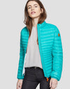 Save The Duck Womens Jacket-S3597W-GIGA6-13 Opal Grey