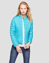 Save The Duck Womens Jacket-S3597W-GIGA6-01059 Hawaiian Blue