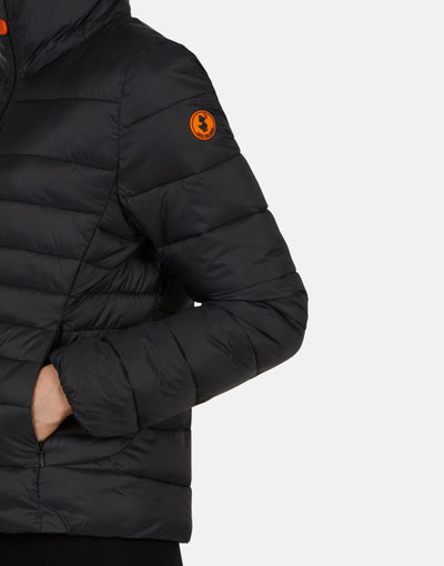 cheap for discount ba4b5 b2f22 save the duck Veste GIGA Classic Puffer pour femme