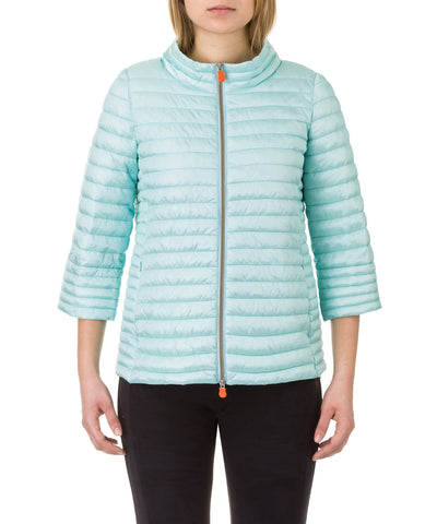 Women's Jacket in Crystal Blue