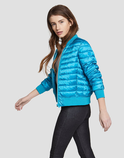 Save The Duck Womens Jacket-S3681W-IRIS6-01 Black