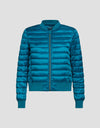 Save The Duck Womens Jacket-S3681W-IRIS6-01065 Cactus Green