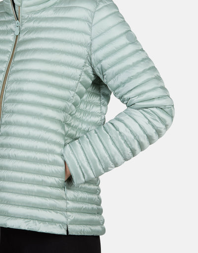 Save The Duck Womens IRIS Evergreen Jacket