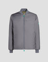 Save The Duck Veste Homme-S3687M-RECY6-15 Mid Grey