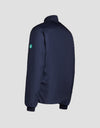 Mens Jacket In Blue Black