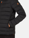 Save The Duck Veste extensible à poches pour homme
