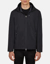 Save The Duck Mens MATY Minimalist Hooded Jacket