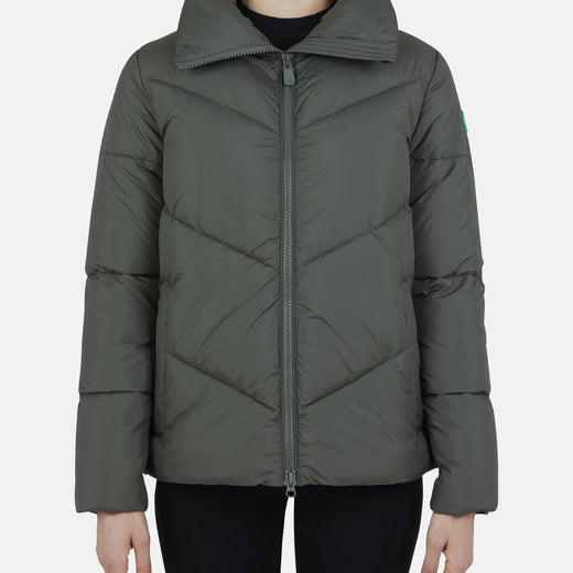 Womens Lightweight Jacket in RECY from Recycled Bottles