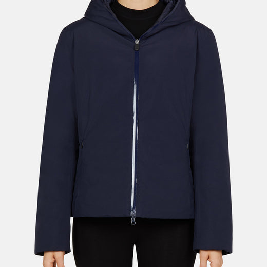 Womens Hooded Winter Jacket in EVER