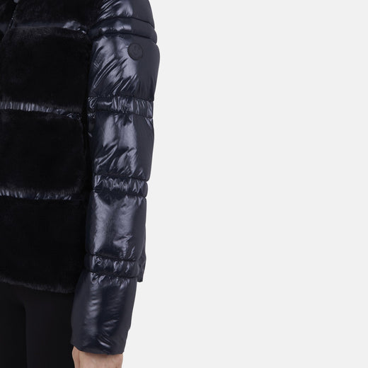 Womens Jacket in FURY Faux Fur