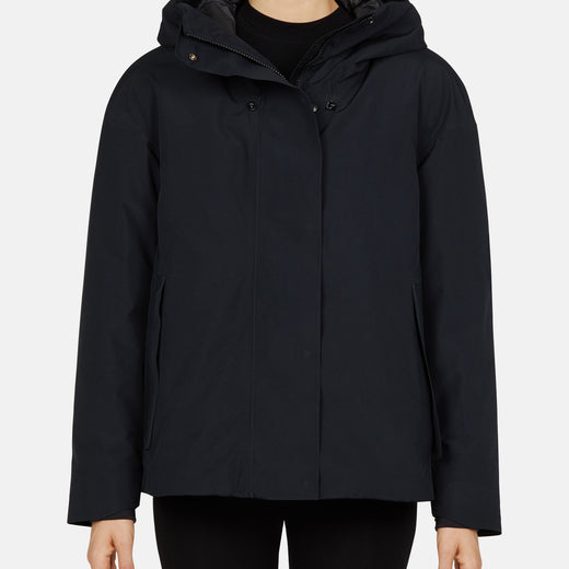 Womens Hooded Winter Jacket in HERO