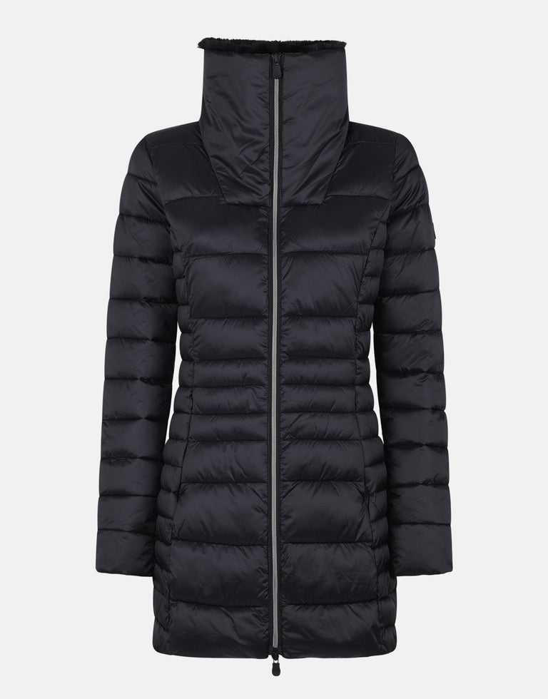 best service c42ad 2716d Women lightweight Animal Friendly Jackets by Save The Duck ...