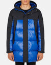 Save The Duck Unisex LUMA Winter Hooded Puffer Coat