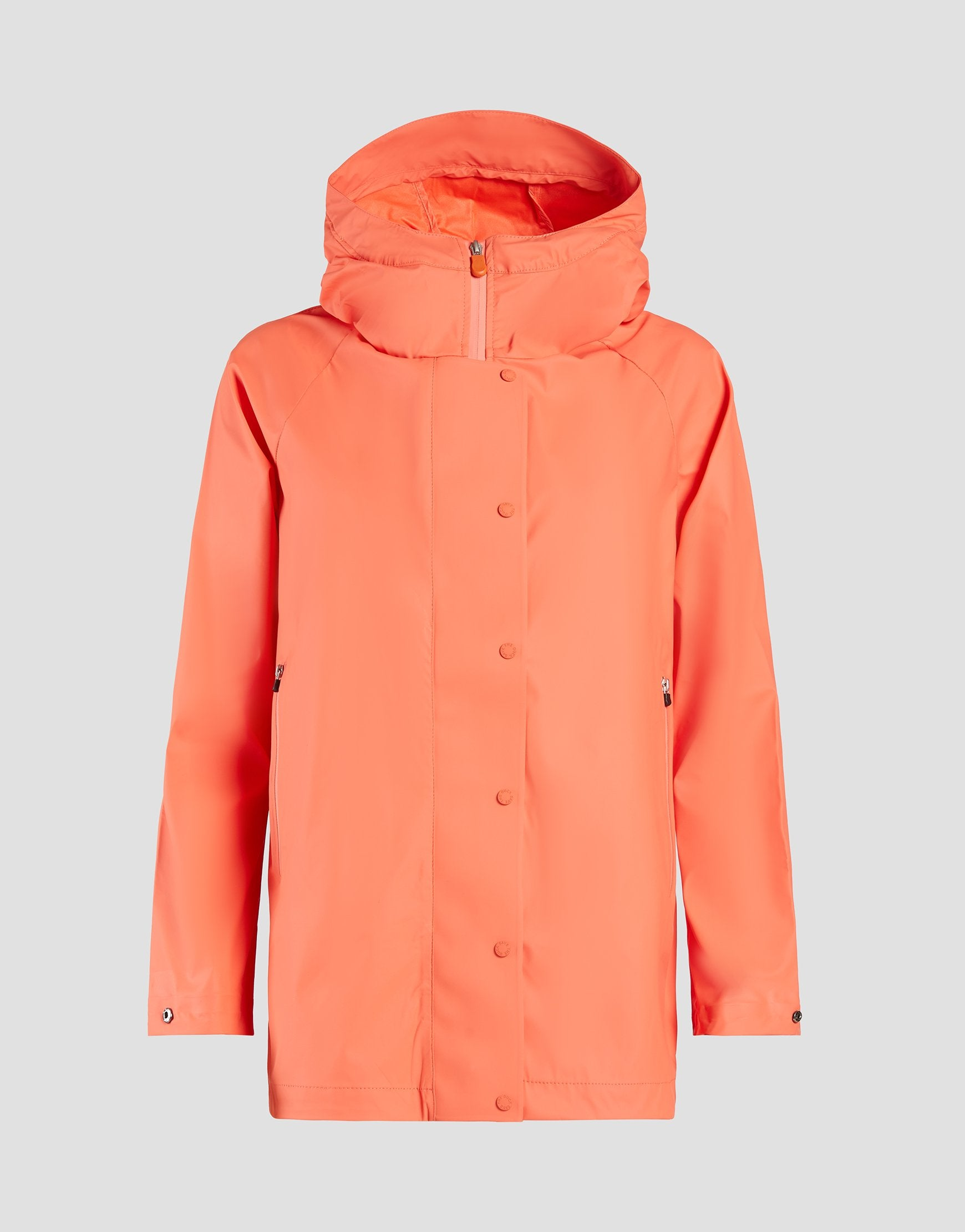 Save The Duck Womens Coat-S4429W-RAIN6-01059 Hawaiian Blue