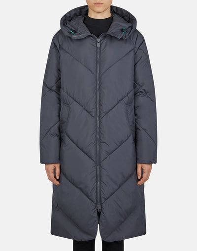 Save The Duck Women's RECY Hooded Coat