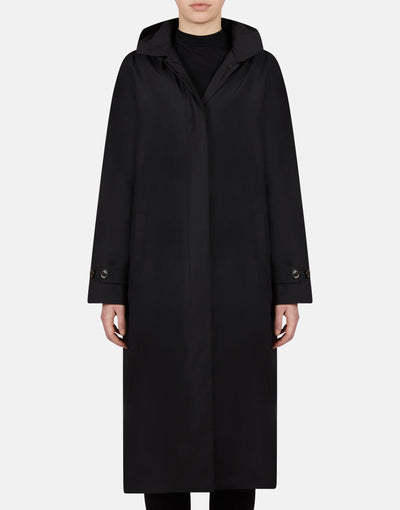 Save The Duck Womens GRIN Long Coat