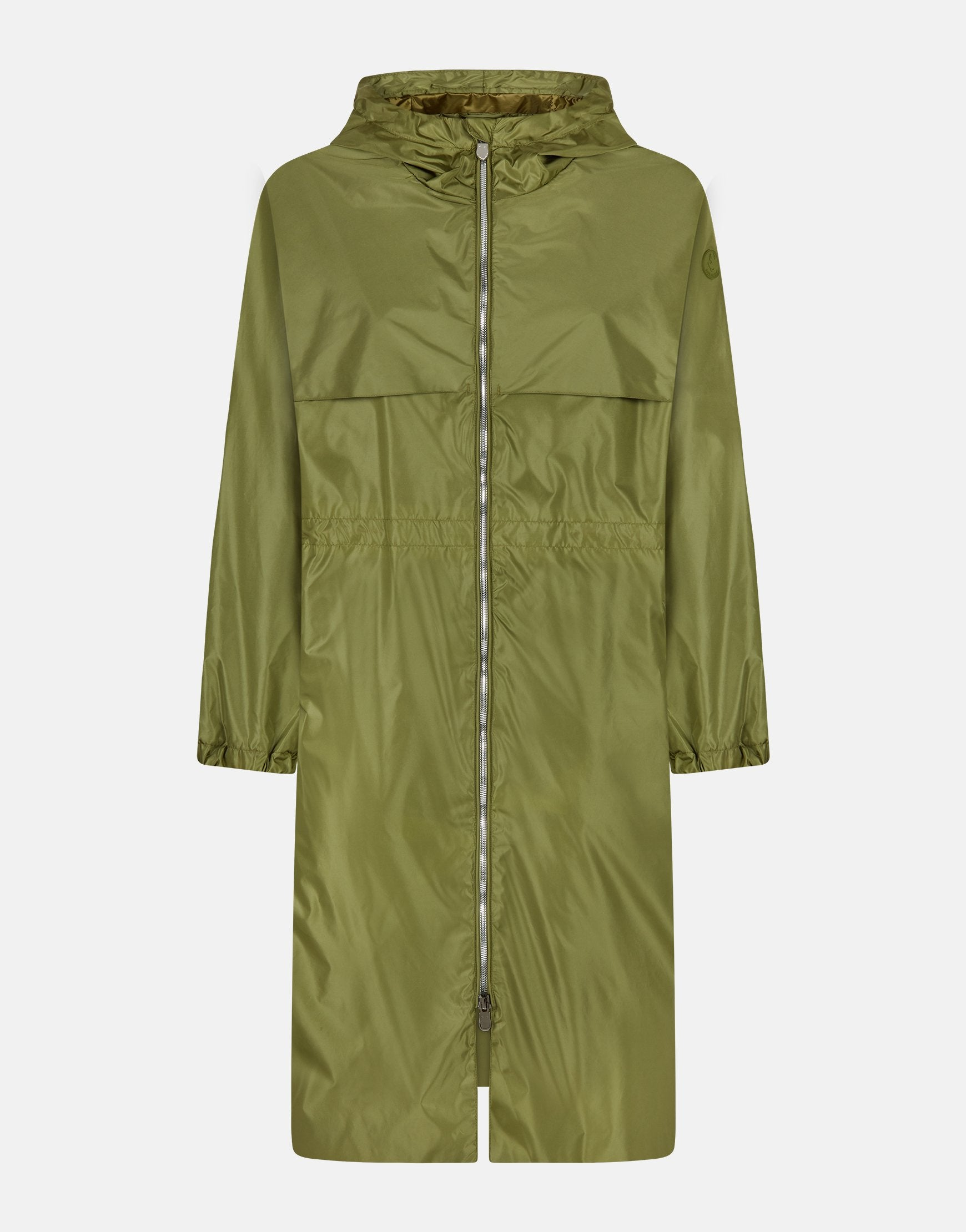 Save The Duck Womens MEGA Hooded Long Coat
