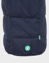 MENS WARM VEST IN Navy Blue