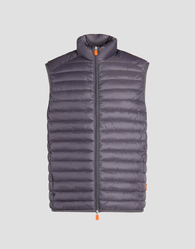 Men's GIGA Puffer Vest in Ocean Blue