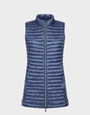 Womens IRIS Vest en Space Blue