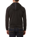 Men's Hooded Sweatshirt in Black