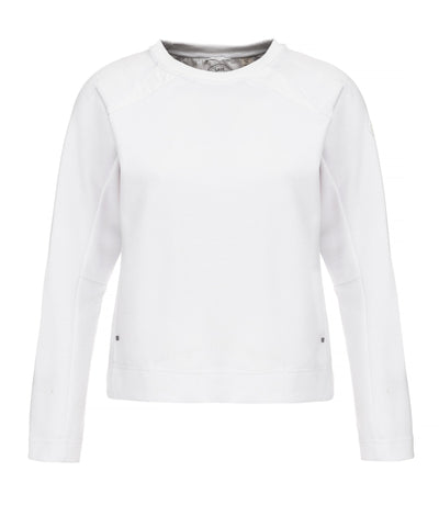 Women's Sweatshirt in White