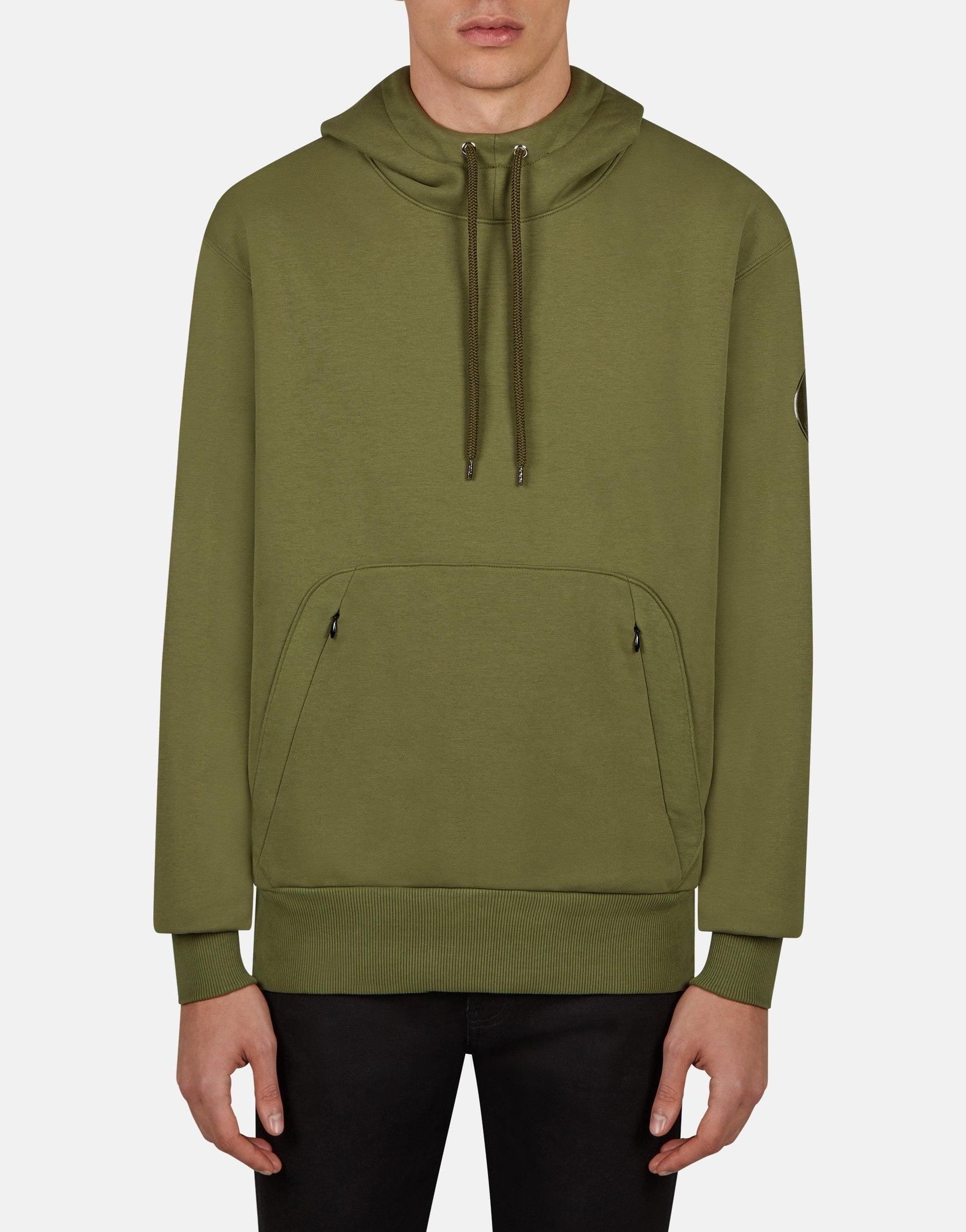 Save the Duck Mens FLEE Knit Hooded SweatShirt
