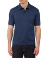 Men's Polo in Navy Blue