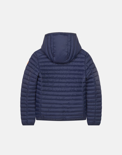 Save The Duck Boys GIGA Hooded Jacket