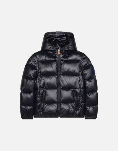 Save The Duck Boy's LUCK Hooded Puffer Jacket