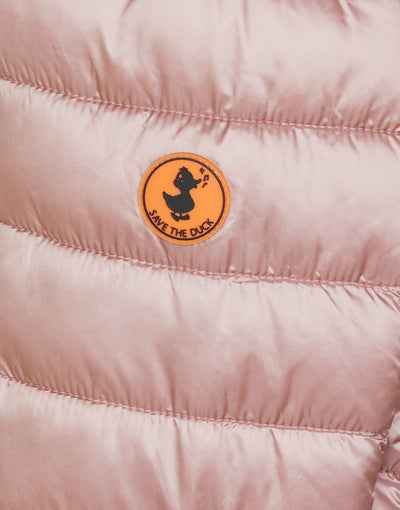Save The Duck Girl's FURY Reversible Faux Fur Jacket