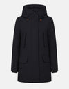 Save The Duck Parka à capuchon SMEG Winter Classic pour femmes