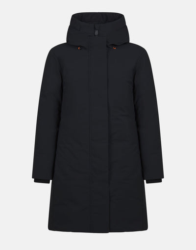 Save The Duck Women's SMEG Winter Hooded Parka