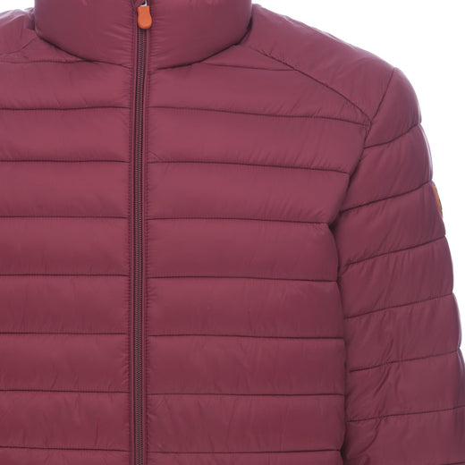 Men's Jacket in Burgundy