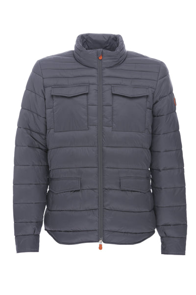 Men's Jacket in Charcoal Grey