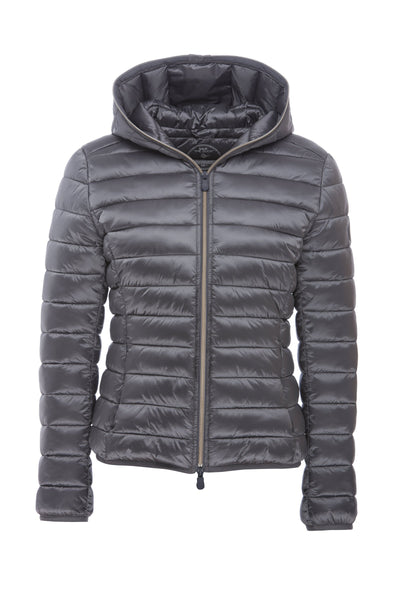 Women's Jacket in Steel Grey