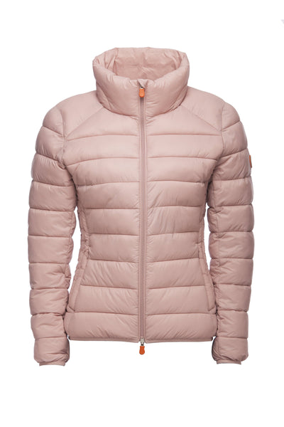 Women's Jacket in Blush Pink