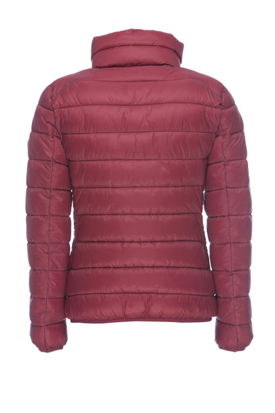 Women's Jacket in Burgundy