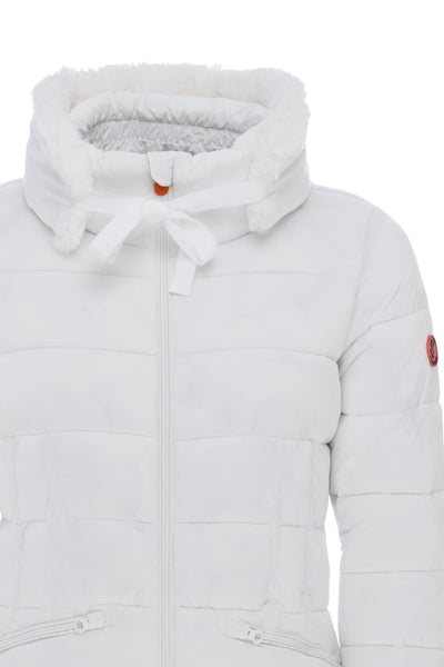 Women's Jacket in Off White
