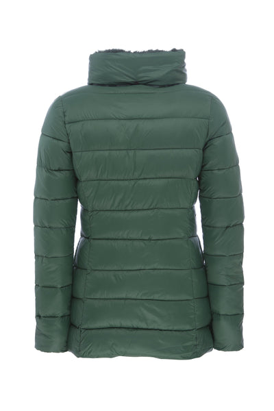 Womens GIGA Jacket in Jungle Green