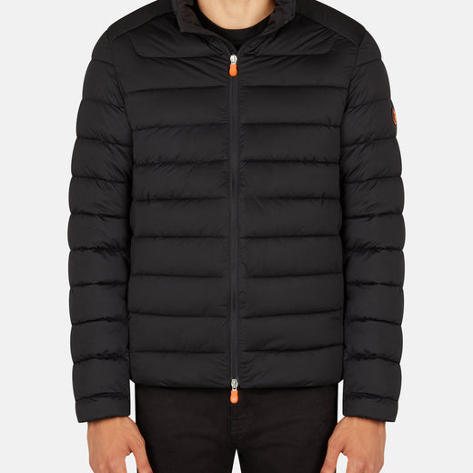 Mens Puffer Jacket in SEAL