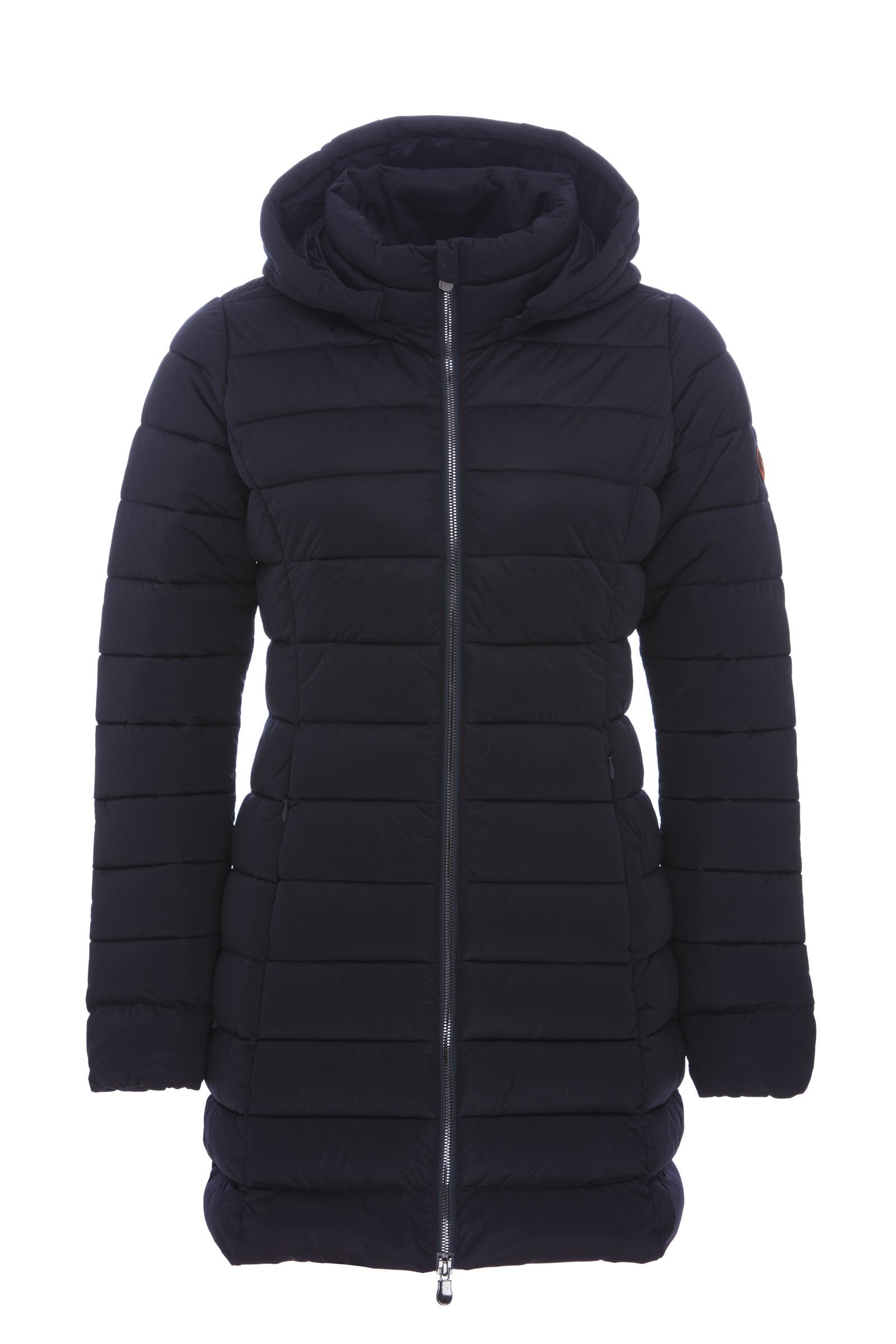 Womens SOLD Coat in Navy Blue