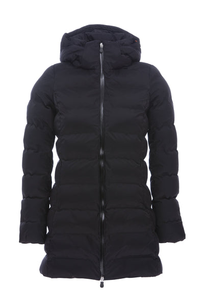 Womens Winter Coat in Black