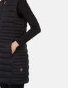 Save The Duck Veste extensible pour femmes
