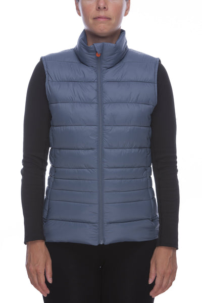Women's Vest in Space Blue