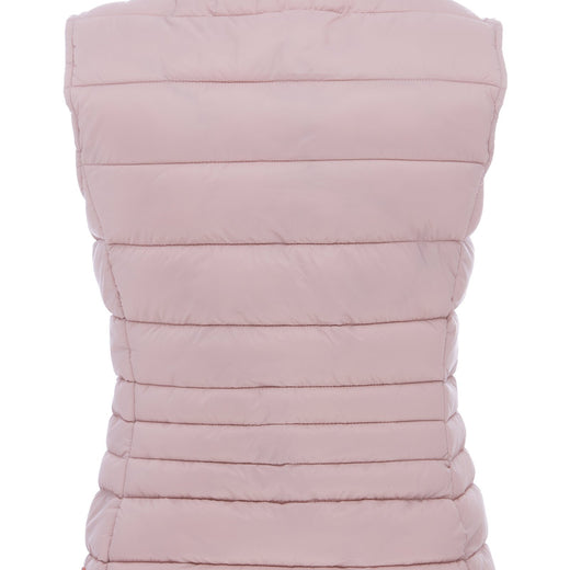 Women's Vest in Blush Pink