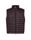 Save The Duck Men's GIGA Stand Collar Vest