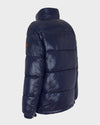 Mens Disney Sleek Jacket in Navy Blue