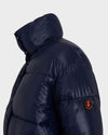 Women's Disney Quilted Jacket in Navy Blue